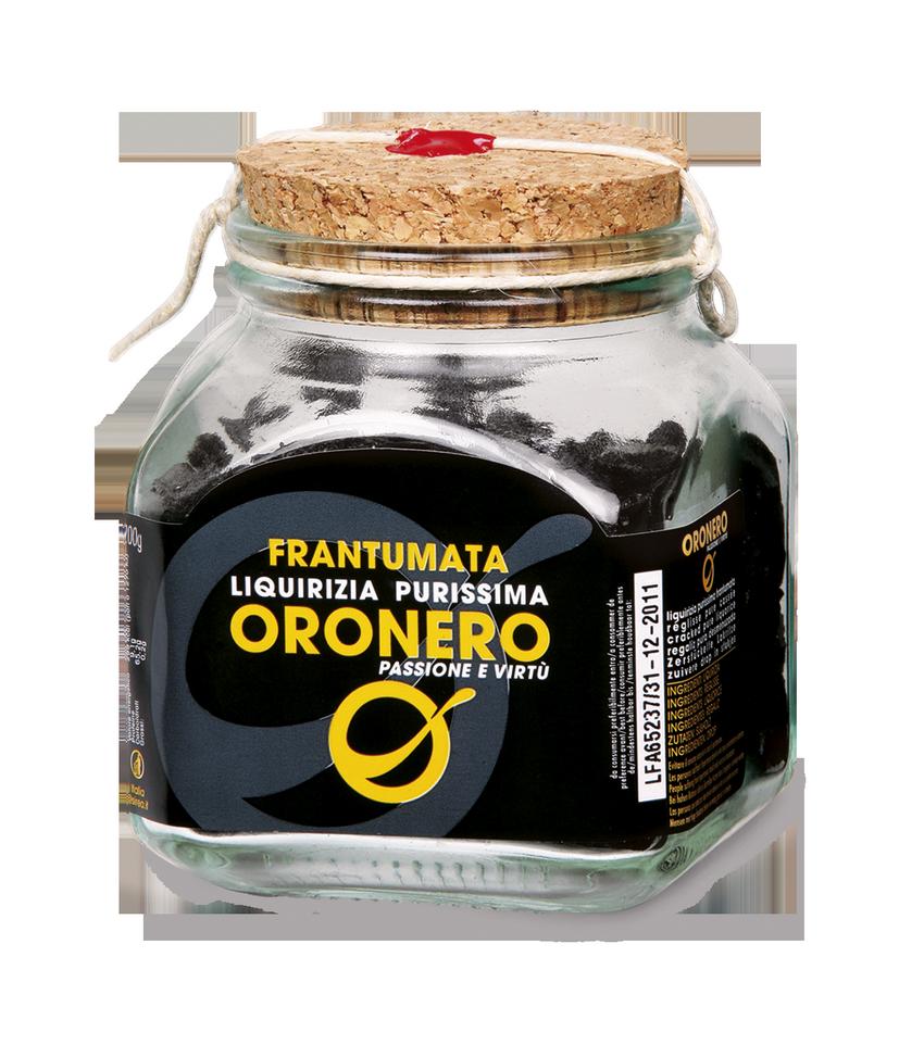 Oronero frantumata